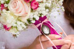 Memorial Anhänger Brautstrauß Hochzeit verstorbene