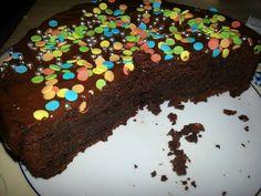 Een lekkere taart, eenvoudig te bereiden. Altijd goed.