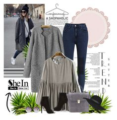 """Shein contest"" by selma-imsirovic-01 ❤ liked on Polyvore featuring Monki, River Island and Topshop"