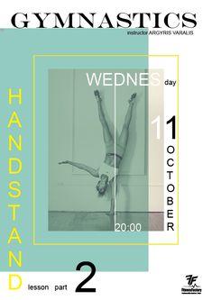 GYMNASTICS (handstand lesson)