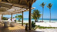 #JSBeachDining- Tortuga Bay (Punta Cana, Dominican Republic) - Jetsetter
