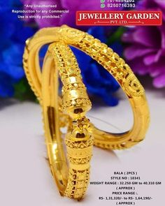 Gold Ring Designs, Gold Bangles Design, Gold Jewellery Design, Gold Jewelry, Gold Necklace, Jewlery, Stylish Jewelry, Fashion Jewelry, Bridal Bangles