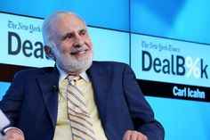 Carl Icahn Boosts Xerox Stake As Company Decides To Split, Give Him Board Seats
