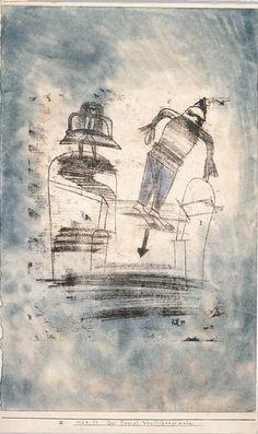 Paul Klee- L'ironie à l'oeuvre