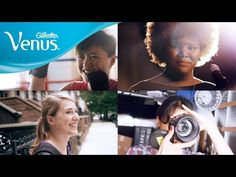 Empower Yourself and Use Your And | Gillette Venus #useyourand - YouTube