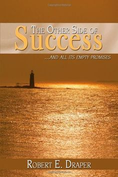 The Other Side of Success: .And All Its Empty Promises Empty Promises, Philosophy Books, Inspirational Books, The Other Side, Christian Inspiration, Self Help, Success, Amazon, Authors