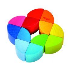 ¿Un arco iris que suena? ¡Claro! Es perfecto para que tus hijos se familiaricen con los colores #juguetes #bebes