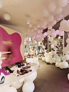 Melissa Shoes Store Design