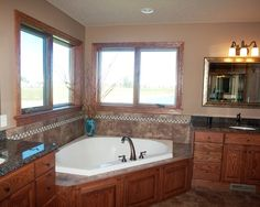 Traditional Bathroom Corner Tubs Design, Pictures, Remodel, Decor and Ideas - page 15