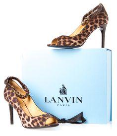 Lanvin Heels @FollowShopHers