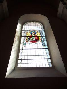 St. Elisabeth of Thuringia in the Spital Church. Eferding, Upper Austria