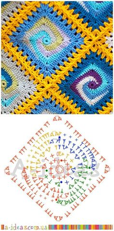 great crochet ideas on liveinternet.ru
