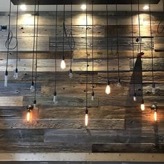 Very impressive feature wall by our friend @ernstwallner for a new restaurant coming soon to Toronto. This is a nice mix of our classic grey and rustic brown reclaimed barn board. Give them a follow to see some of their restaurant / commercial work. #featurewall #rusticwall #barnboard #barnwood #barn #reclaimed #modern #reclaimedwood #rustic #rusticwood #igers #toronto #hamilton #hamont #tdot #the6ix #905 #cottage #muskoka #decor #loft #condo #mississauga #GTA #oakville #retaildesign…