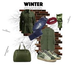 """Black/Green"" by renicherie on Polyvore featuring Artista, Zara, VILA, Valentino, Aesop, women's clothing, women, female, woman and misses"