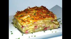Receta Patatas al gratén con cebolla, bacon y queso Manchego - Recetas d...