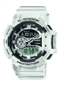 Casio G-Shock Basic GA-400-7AER Relogio Casio G Shock fc87f4e140d