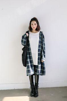Korean Fashion | Street Style