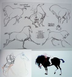 Chen Yi Chang, horses are the coolest animal in the world and if a drawing can capture that you know its good.