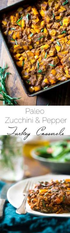 Paleo Casserole with
