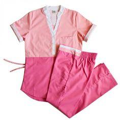 Carmina Poly rosa con fucsia - Oh Wear