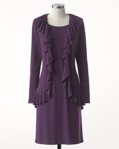 Wish this came in navy! I think it would be perfect for mother of the groom dress!