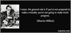 Maurice Wilkins's quote #1