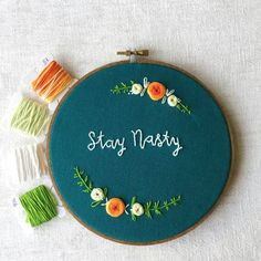 Hey, I found this really awesome Etsy listing at https://www.etsy.com/listing/502436211/stay-nasty-nasty-woman-feminist-art