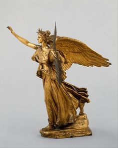 Victory by Augustus Saint-Gaudens, 1916