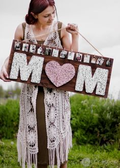 Felicitaciones mama Diy Holiday Gifts, Diy Gifts For Mom, Mothers Day Crafts For Kids, Homemade Gifts, Gifts For Women, Mother's Day Diy, Diy Mother's Day Crafts, Easy Handmade Gifts, Cheap Gifts
