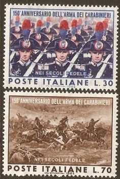 Italy 1964 Stamp Day Stamp.