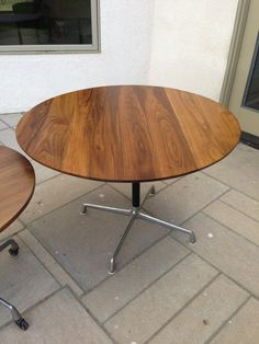 Eames for Herman Miller Dining Room Table