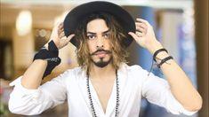 Johnny Depp Hair & Style!