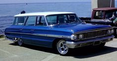 64 galaxie wagon...miss her too
