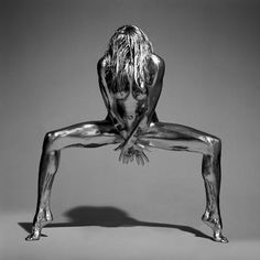 SANDY SILVEREYE by Guido Argentini