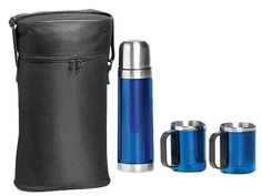 Flask And Mug Set at Flask | Let us source and imprint that perfect Promotional item or Gift  for your Business. Get a Free Consultation here:  http://www.promotion-specialists.com/contact-us/get-a-free-consultation/