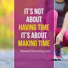 Fitness Inspiration Images and Workout Motivation Quotes Motivational Pictures, Motivational Quotes For Working Out, Fitness Motivation Quotes, Workout Motivation, Healthier Together, Keep Fit, Make Time, You Fitness, Get Healthy