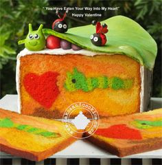 cakes with surprise