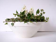 Antique French confit bowl antique stoneware confit glazed jatte 19th century Handmade Pottery Bowl Rare Large