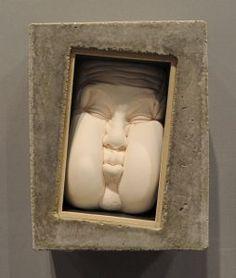 Johnson Tsang - Lucid Dream — House for One Lucid Dreaming Techniques, Johnson Tsang, Unusual Art, Sculpture Clay, Pretty Wallpapers, Ceramic Artists, Stone Art, Face Art, Art Dolls
