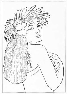 Face Charts Coloring Sheets Adult Colouring Books Pages Line Art Editing Pictures Color Fashion Pintura Therapy
