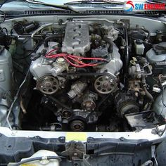 #SWEngines The VG engine family consists of V6 piston engines designed and produced by Nissan for several vehicles in the Nissan lineup. The VG series started in 1983 becoming Japan's first mass-produced V6 engine. VG engines displace between 2.0 L and 3.3 L and feature an iron block and aluminum heads.