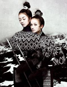 yatzer:  A MUST WATCH fashion documentary dedicated to the roots of the fashion and design traditions of the three West Nordic countries, namely Iceland, Greenland and The Faroe Islands.