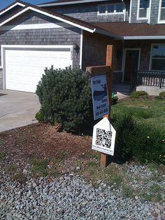 Real Estate QR Code