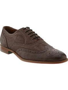 low priced efa46 e8a0c Sawyer Wingtip by Banana Republic Trendy Mens Shoes, Gentleman s Wardrobe,  Latest Mens Fashion,