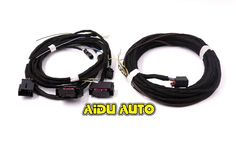 Nice Audi: Side Assist Wire/cable/Harness For VW AUDI A4 Q5 A5...  Car Electronics Accessories Check more at http://24car.top/2017/2017/04/29/audi-side-assist-wirecableharness-for-vw-audi-a4-q5-a5-car-electronics-accessories/