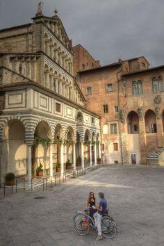 ♔ Piazza del Duomo ~ Province of Pistoia ~ Tuscany ~ by Cornelius Malerczyk Pistoia