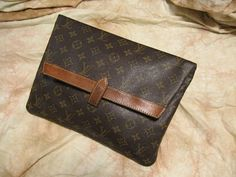 Louis Vuitton / Vintage  Large Folding Clutch Bag with by Eternel