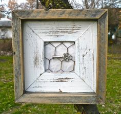 Skeleton Key Wall Decor Primitive Cottage Chic by CasaKarmaDecor, $30.00