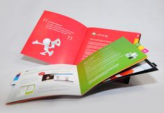 Hire the Net Connect For Excellent Brochure Design Services