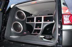 Custom built FJ Cruiser with super clean custom install.